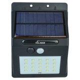 Buitenlamp zonne energie