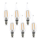 LED filament kaarslamp dimbaar 6 pack