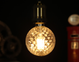E27 LED Filament Pine Globelamp