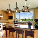 Hanglamp woonkamer glas