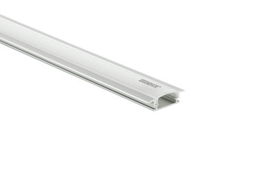 Aluminium Profiel LED Strip Inbouw 1,5m - Compleet