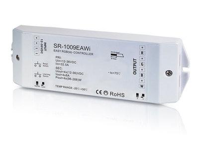 LED RGBW RF Wifi Controller 12-36V, 4CH, 8A, Pro