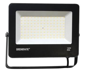 LED Breedstraler 100W Waterdicht IP65 Neutraal Wit