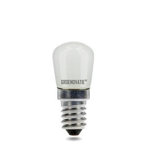 E14 LED Koelkastlamp T22 2W Warm Wit