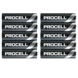Procell AAA Batterij, LR03, Niet Oplaadbaar, 10 Stuks