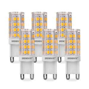 G9 LED Lamp 5W Warm Wit 6-Pack
