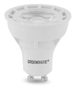 GU10 LED Spot COB 3W Warm Wit Dimbaar CRI95