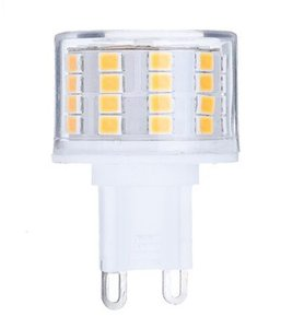 G9 LED Lamp 6W Rond Warm Wit Dimbaar
