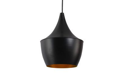 Catalhia Hanglamp Zwart Mat Aluminium
