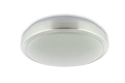 LED Plafondlamp 15W, Warm Wit, Rond 35cm