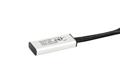 LED Deursensor Opbouw Incl. DC5.5 Kabels, DC 12-24V, 2.5A
