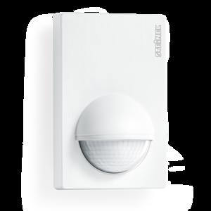 Steinel 180-2 LED PIR Bewegingsmelder/Sensor Opbouw IP54, Wit