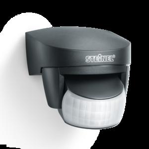 Steinel IS 2140 ECO LED PIR Bewegingsmelder/Sensor Zwart, IP54, Wand Opbouw