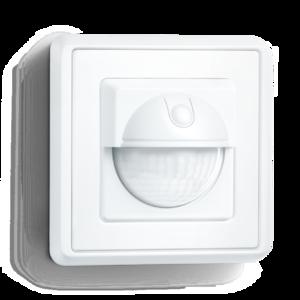Steinel IR 180 UP Bewegingsschakelaar/Sensor Wit, IP20, Wand Inbouw