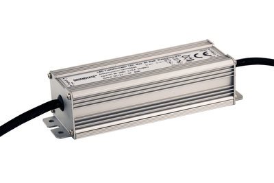 LED Transformator 12V, Max. 60 Watt, Waterdicht IP67