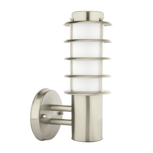 LED Wandlamp E27 Fitting, Waterdicht IP65, Modern, RVS