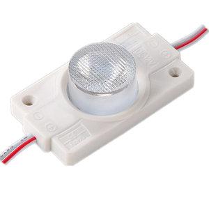 LED Module CREE Met Lens 2.5W 12V Warm Wit IP65