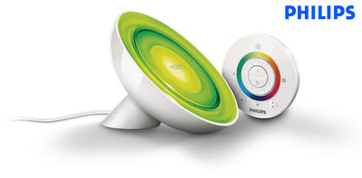 Philips LivingColors Bloom LED Tafellamp Wit