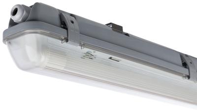 LED TL Opbouwarmatuur Aquaslim 150cm, 22W, Waterdicht IP65, Neutraal Wit