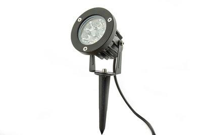 LED Prikspot Tuinverlichting 5W Waterdicht IP65, Koel Wit