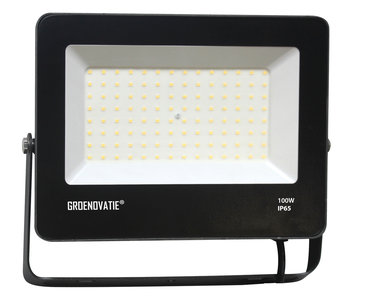 LED Breedstraler 100W Waterdicht IP65 Neutraal Wit