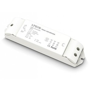 LTECH LED Transformator 12V, TRIAC Dimbaar, Max. 36 Watt, IP44