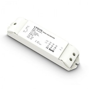 LTECH LED Transformator 24V, TRIAC Dimbaar, Max. 36 Watt, IP20