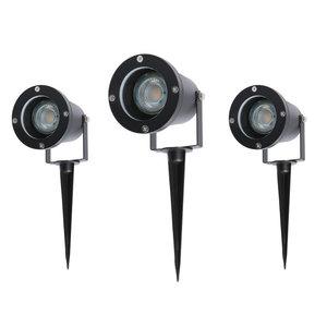 Prikspot Tuinverlichting, Waterdicht IP65, GU10 Fitting, 3-Pack