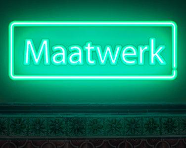 LED Neon Bord Maatwerk, Eigen Design, Incl. Adapter, Kleur en Maten naar Keuze