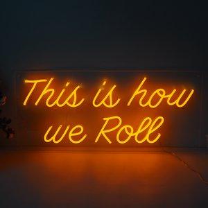 LED Neon Verlichting Bord
