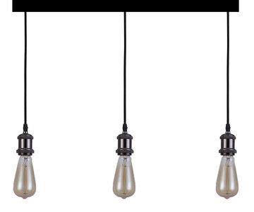 zwarte hanglamp e27