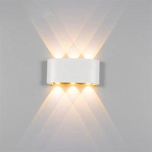 led wandlamp tripple