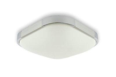 LED plfonniere Vierkant