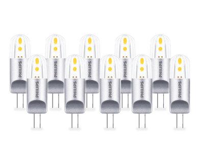 LED Philips CorePro 10 pack