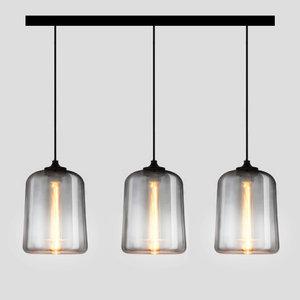 Smoke Glas Hanglamp