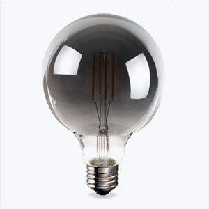 Smoke filament lamp