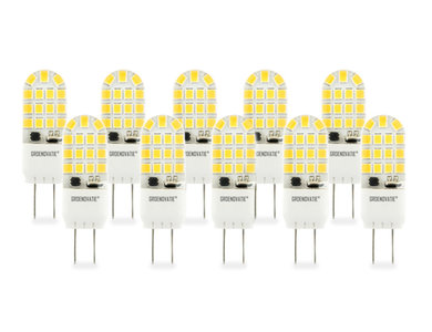 GY6.35 LED 10-Pack