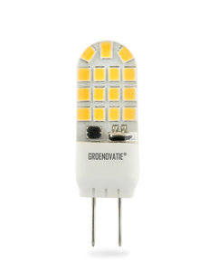 GY6.35 LED Lamp 4W Warm Wit Dimbaar