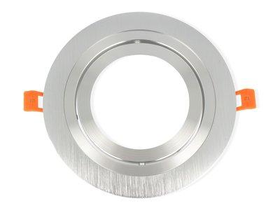 inbouwspot geborsteld aluminium ar11