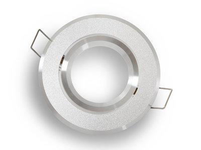 inbouwspot rond aluminium
