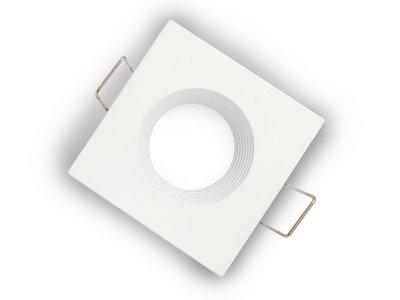 inbouwspot wit mat vierkant