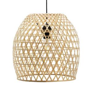Bamboe hanglampen